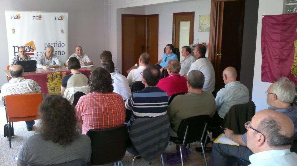 Concejo Nacional del Partido Castellano