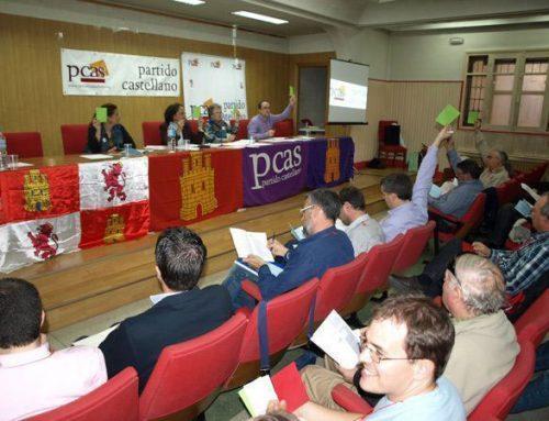 El PARTIDO CASTELLANO (PCAS) da el pistoletazo de salida para su IV Congreso Nacional que se realizará en Guadalajara el sábado 21 de Octubre centrado en luchar contra la corrupción y la despoblación, impulsar el castellanismo y reunificar Castilla