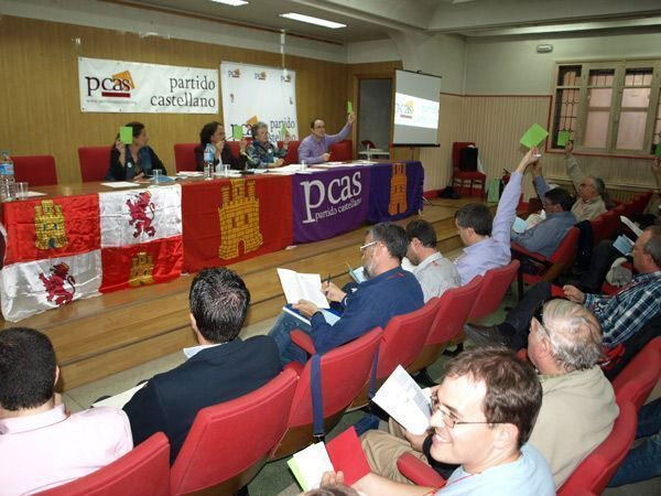 Congreso del Partido Castellano