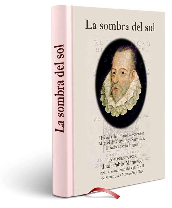 "Portada del libro ""La Sombra del Sol"", de Juan Pablo Mañueco"