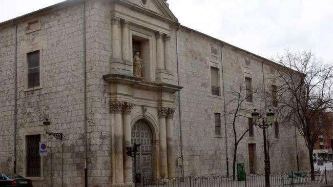 Fachada principal del Hospital de la Concepción