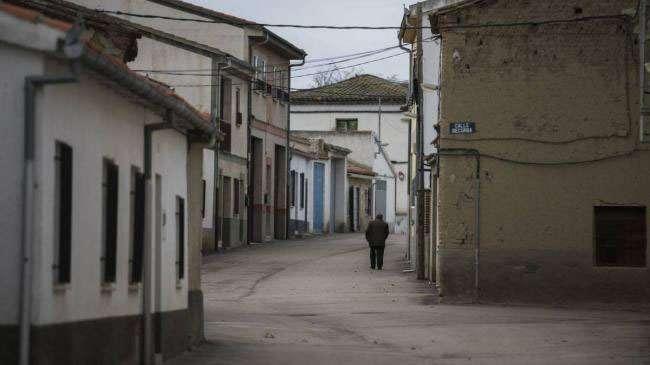 Localidad despoblada de la provincia de Burgos