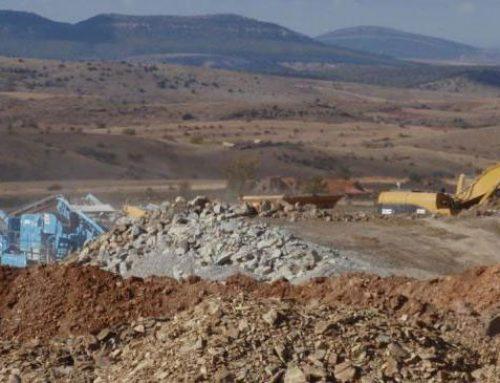 El PARTIDO CASTELLANO- TIERRA COMUNERA (PCAS-TC) solicita el cese temporal de la actividad en la mina de Borobia por el Coronavirus