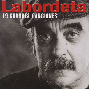 "CD de José Antoio Labordeta ""19 grandes canciones"""