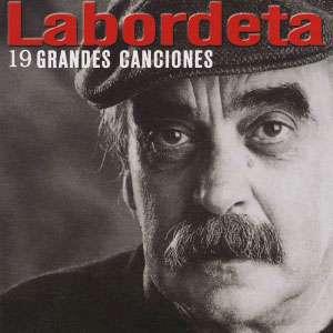 """CD de José Antoio Labordeta """"19 grandes canciones"""""""