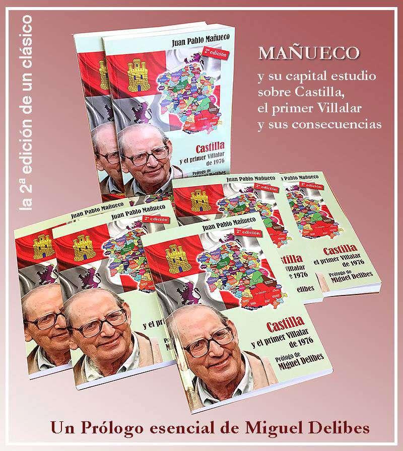 Cartel libro Castilla, el primer Villalar y sus consecuencias