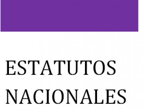 Propuesta de Estatutos Nacionales para el IV Congreso Nacional
