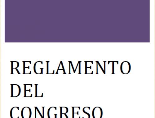 Reglamento del IV Congreso del Partido Castellano