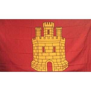 Banderín Bermellón Castilla