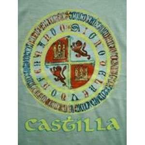"""Camiseta """"Castilla, 1200 años"""""""