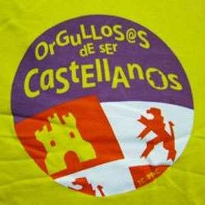 """Camiseta """"Orgullos@s de ser Castellanos"""""""