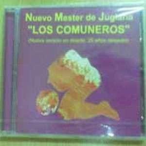 """CD Nuevo Mester de Juglaría """"Los Comuneros"""". Nueva Versión"""