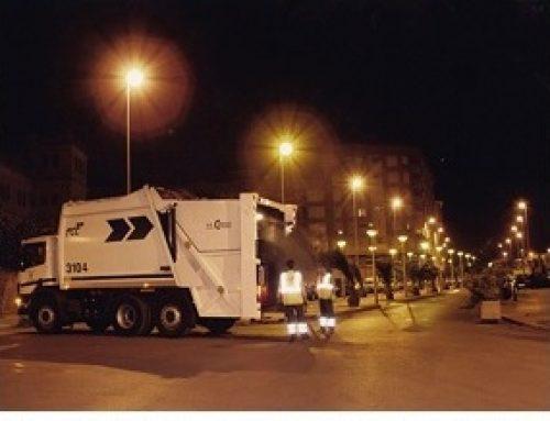 El PARTIDO CASTELLANO (PCAS-Ávila) solicita la modificación de horarios en la recogida de residuos.