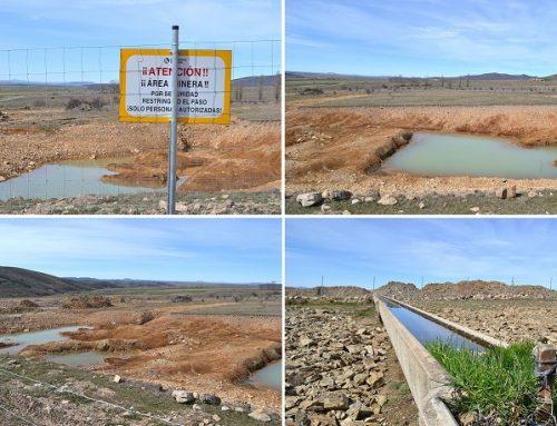 Chunta  Aragonesista (CHA) pide mayor control y garantías a la CHE tras conocerse el inicio de una denuncia contra la mina de Borobia (Soria).