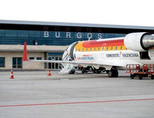 El PARTIDO CASTELLANO (PCAS) pregunta por las deudas que dejaron las compañías aéreas al Ayuntamiento de Burgos.