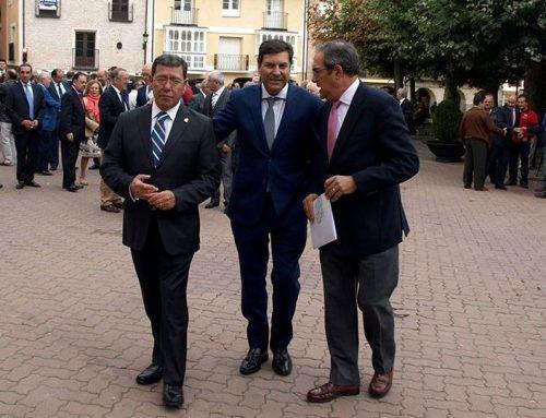 El PARTIDO CASTELLANO (PCAS-Burgos) reclama a César Rico un cambio radical en las actuaciones de la Diputación.