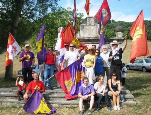El PARTIDO CASTELLANO (PCAS), llama a celebrar de manera reivindicativa el aniversario de la palabra Castilla en Taranco de Mena (Burgos).