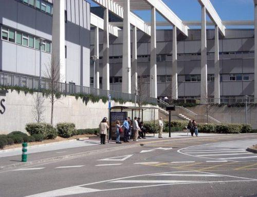 Los castellanistas solicitan al nuevo Gobierno Municipal que los autobuses urbanos accedan a la puerta principal del HUBU, como recomienda el Procurador del Común.