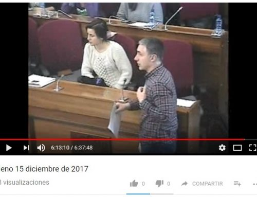 El  PARTIDO CASTELLANO (PCAS) repregunta a Lacalle diferentes cuestiones y le recuerda la obligación legal de responder a la ciudadanía.