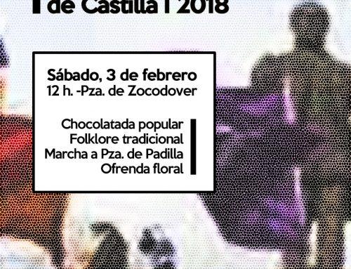 El PARTIDO CASTELLANO (PCAS) reclama al Presidente de la Junta de CLM que comience la organización del V Centenario de la Guerra de las Comunidades