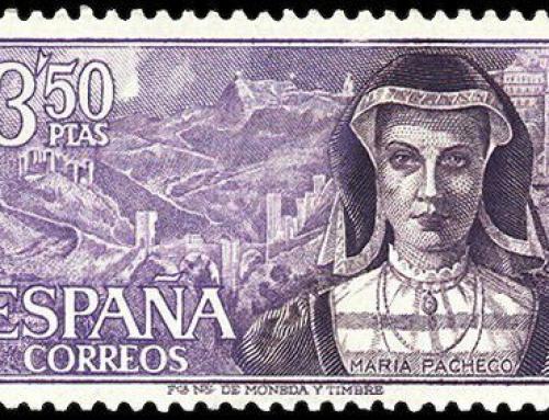 El PARTIDO CASTELLANO (PCAS) recuerda a la Alcaldesa de Toledo su promesa de una estatua a María Pacheco en la ciudad