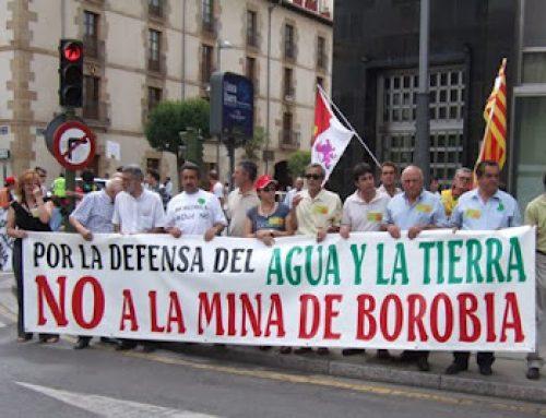 El rechazo de los municipios a la mina de Borobia (Soria) llega al Tribunal Supremo.