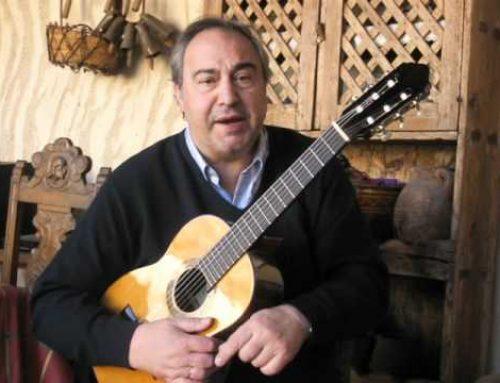 El músico y etnógrafo Fernando Ortiz, integrante del Nuevo Mester de Juglaría, protagoniza el Homenaje a los Comuneros del PARTIDO CASTELLANO (PCAS), el sábado 3 de Febrero en Toledo