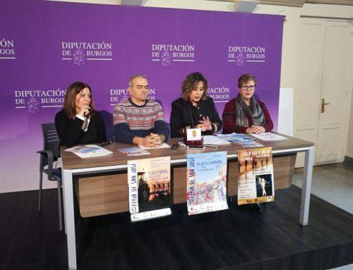 La Feria de San José, de la localidad castellanista de Melgar (Burgos), cambia de ubicación en su 57 edición