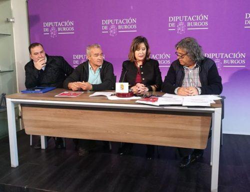 Las peñas se concentran por primera vez en la provincia, en la localidad comunera de Melgar (Burgos).
