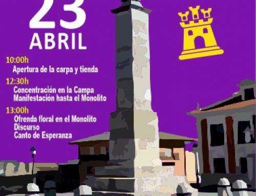 Villalar 2018, relanzar el Castellanismo para luchar por la repoblación del medio rural en Castilla.