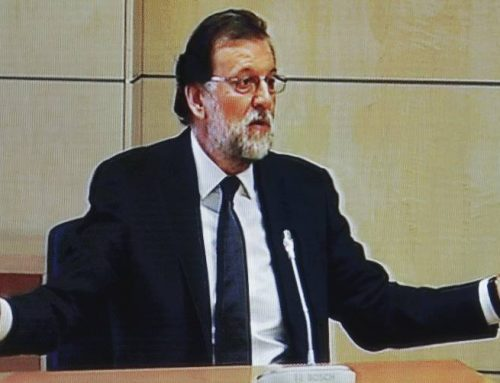 El PARTIDO CASTELLANO-TIERRA COMUNERA (PCAS-TC) exige la dimisión de Rajoy y la convocatoria inmediata de elecciones