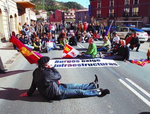 El PARTIDO CASTELLANO- TIERRA COMUNERA (PCAS-TC) se muestra indignado ante la desidia institucional en la construcción del tramo burgalés de la A-12.