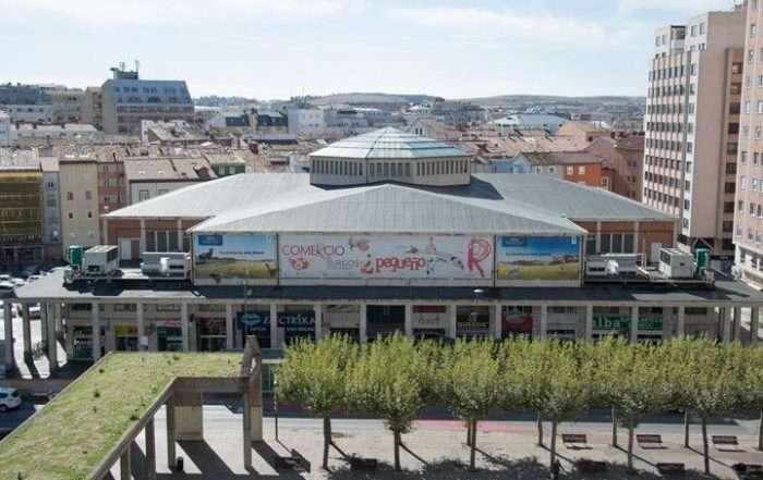 Mercado Norte de Burgos. Foto de burgosconecta.es