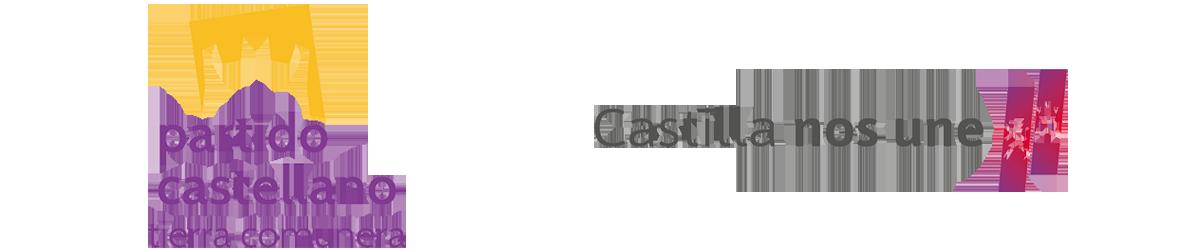 Partido Castellano-Tierra Comunera Logo