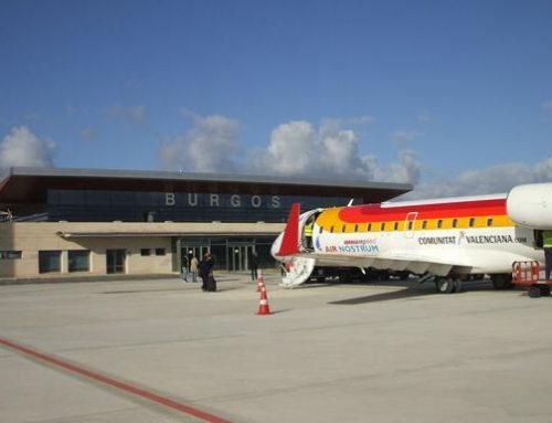 Goodfly sigue adeudando 45.000€ al Ayuntamiento. El PARTIDO CASTELLANO- TIERRA COMUNERA (PCAS-TC) constata el fracaso en la gestión del aeropuerto de Burgos