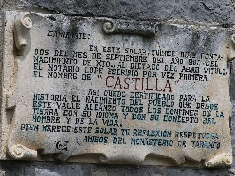 Palabra Castilla Taranco