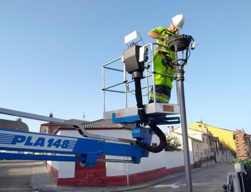 El IDAE ayudará al Ayuntamiento castellanista de Melgar a costear el cambio de luz a led