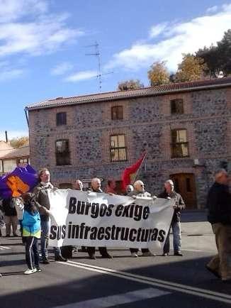 Manifestación del PCAS