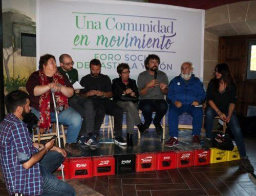 """Con la presencia del PCAS-TC, multitudinaria asistencia en  """"La Molinera"""" para construir poder popular en Castilla y León"""