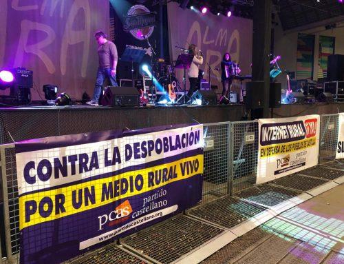Vídeos de la Fiesta 30 años de Castellanismo, 30 aniversario de PCAS-TC