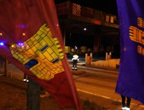 El PARTIDO CASTELLANO- TIERRA COMUNERA (PCAS-TC)  no encuentra respuesta del Subdelegado del Gobierno a las preguntas sobre la AP-1 realizadas hace dos meses