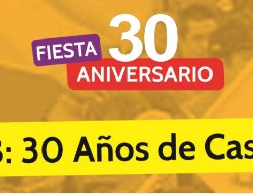 El PARTIDO CASTELLANO- TIERRA COMUNERA (PCAS-TC) celebra su XXX aniversario con la mirada puesta en las elecciones de Mayo y la lucha contra la despoblación como prioridad