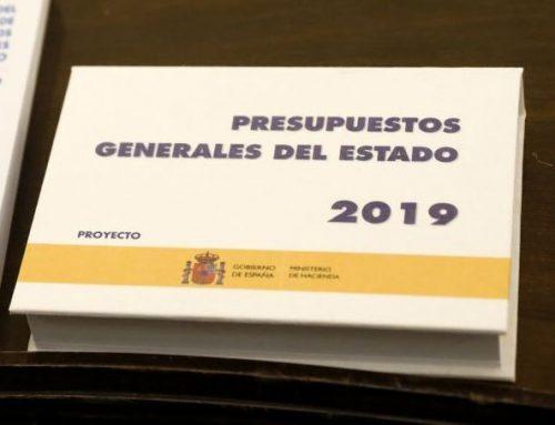 """PCAS-TC califica los Presupuestos generales del estado (PGE) como, """"el mal negocio de siempre para Valladolid"""""""
