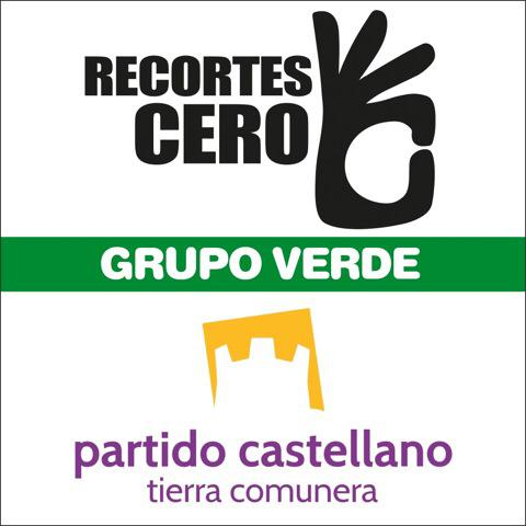 Presentación del Manifiesto de Recortes Cero-Grupo Verde-PARTIDO CASTELLANO-TIERRA  COMUNERA para las elecciones generales de 2019 — Partido Castellano-Tierra  Comunera