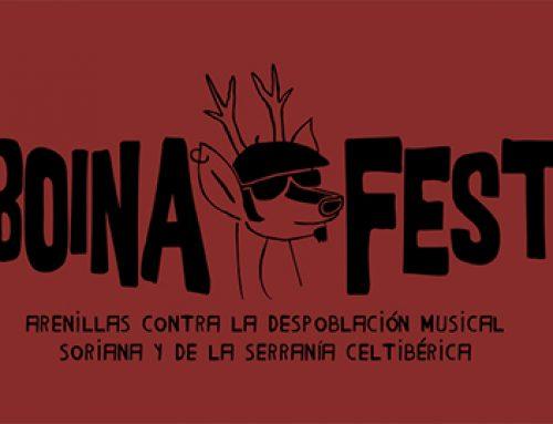 El primer festival contra la despoblación, Boina Fest, crece en su 5ª edición convocando a artistas de las provincias más despobladas de Castilla y León