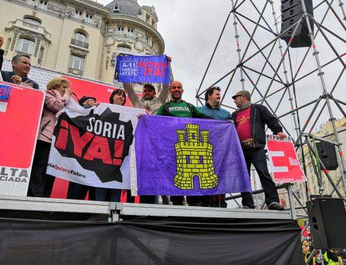 El PARTIDO CASTELLANO- TIERRA COMUNERA (PCAS-TC) renueva su compromiso contra la despoblación en todas las instituciones en las que obtenga representación en las próximas semanas