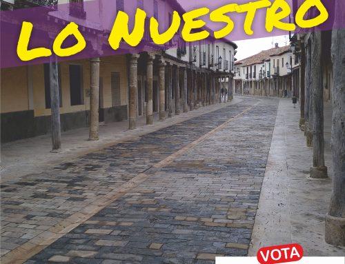 El PARTIDO CASTELLANO- TIERRA COMUNERA (PCAS-TC) hace un llamamiento al voto castellanista en Burgos