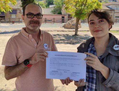 El PARTIDO CASTELLANO-TIERRA COMUNERA (PCAS-TC) renueva su coalición con Recortes Cero-Grupo Verde para las elecciones generales del 10 de noviembre