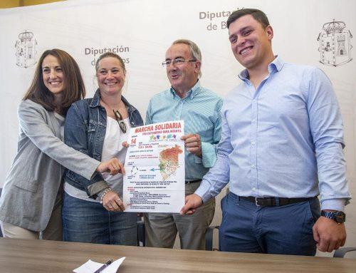 La localidad castellanista de Castrillo de Murcia marcha por la investigación del Síndrome de Fires