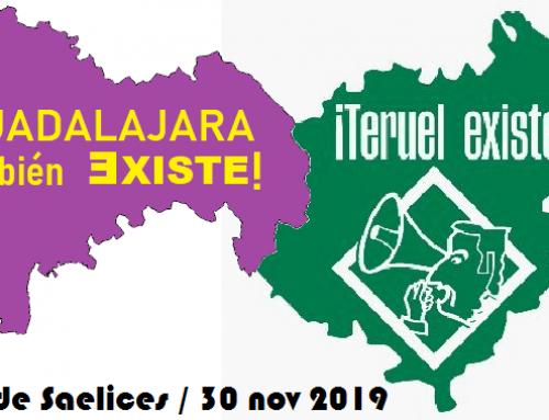 El Partido Castellano-Tierra Comunera (PCAS-TC) convoca una reunión para que «Guadalajara también exista» en la localidad castellanista de la Riba de Saelices